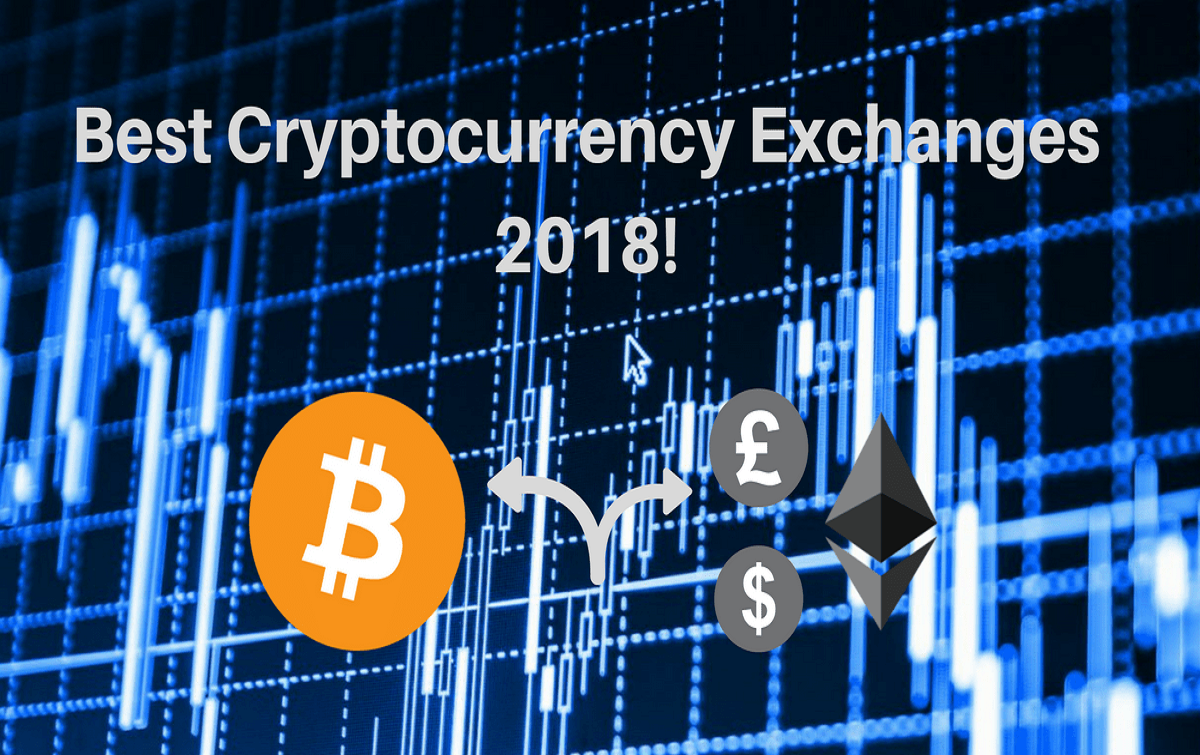 Best Crypto Exchanges 2018